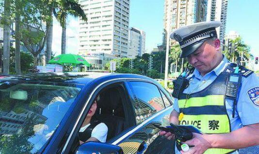 今年1-4月 厦门全市749人机动车驾驶证被停用