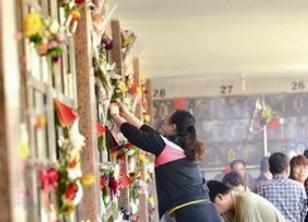 薛岭山骨灰楼3月31日至4月15日将集中开放