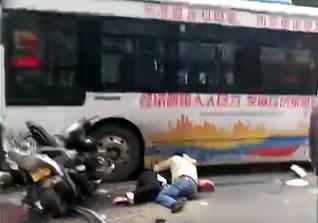 龙岩发生一起公交车劫持事件 已造成5人死亡21人受伤