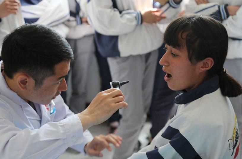 明年福建高招体检即将开始 福州共11所医院承担