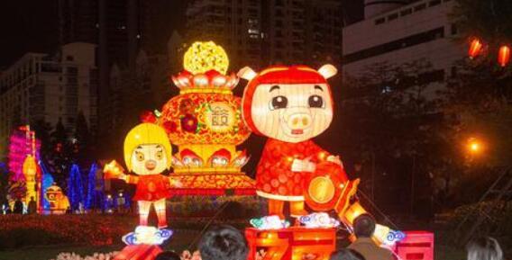 福州元宵灯会明晚正式亮灯 鼓楼区灯会将持续至24日