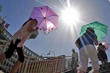福建5月最高温有了新纪录 闽清以39.4℃领跑全省