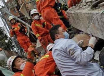 网站赌博注册赠送彩金一在建民房意外发生倒塌 约十余人被困