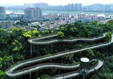 榕上半年再建成50个串珠公园 绿道将串联城区58座山体