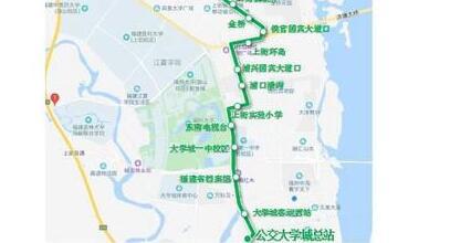 4月21日起 福州地铁接驳3号、4号专线公交将开通