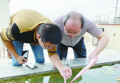 """男子家中长出""""水中大熊猫"""" 专家确认为珍稀桃花水母"""