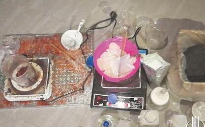 泉州鲤城破获2起省督毒品案件 缴获毒品5.26公斤