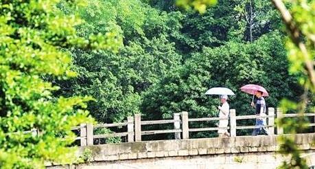 """福州本周气温大起大落 周四气温将出现""""大跳水"""""""