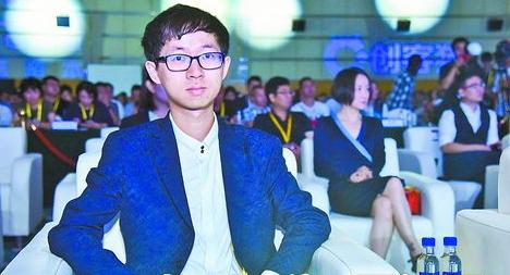 钱柜娱乐小伙卢捷候选全国榜样 不到25岁的他已创业4年