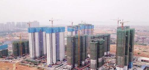 翔安新店保障房地铁社区一期封顶 将提供2871套住房