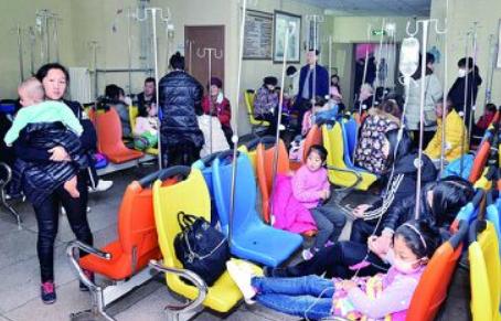 12月份厦门流感患儿猛增 各大医院启动应急预案