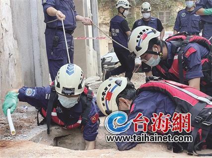 厦门:一男子进入东浦路某工地后失踪 43小时后,蓄水池内找到