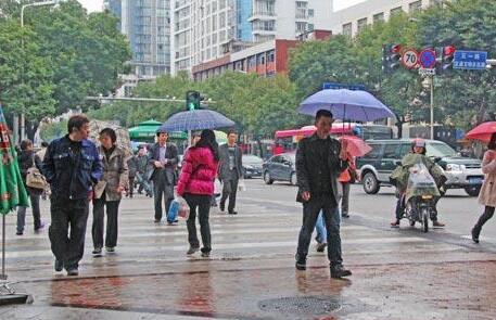 福州本周天气阴雨仍然是主角 高温或蹿到33℃左右