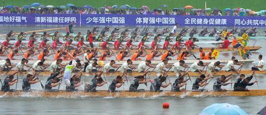 中华龙舟大赛永利线上娱乐观众最多 多支本土队伍参赛