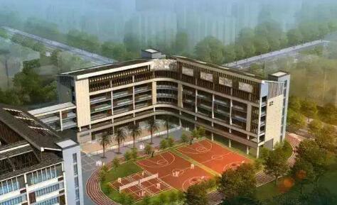 福州时代鼓楼中学获批办学 面向六区及高新区招生