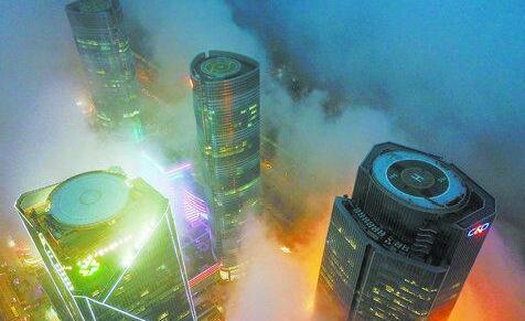 厦门今明两天气温继续攀升 又潮又暖让人云里雾里