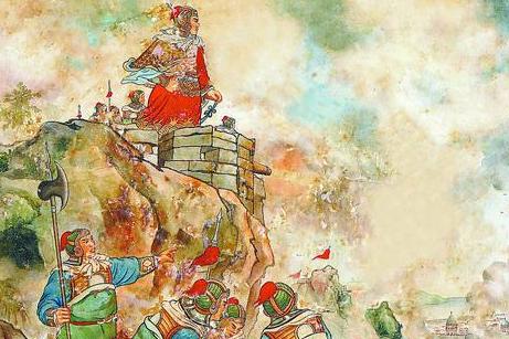 思明:郑成功纪念馆收捐赠年画 保存完整画工精美
