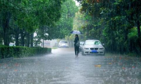 省气象台发布暴雨蓝色预警 福建多地今日仍有暴雨