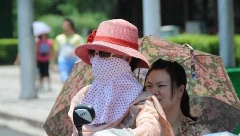 """榕城开启""""高温模式"""" 35℃高温将是本周天气主角"""