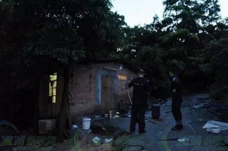制毒厂藏农场开工4天被端 查获制毒原料600多千克