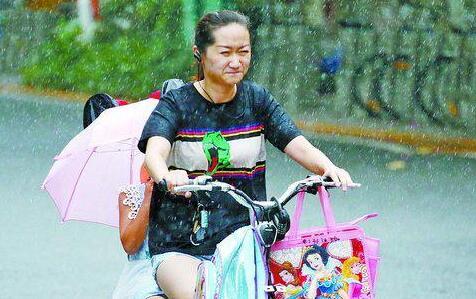 厦门昨日遭暴雨突袭 厦港街道累计雨量居全市之首