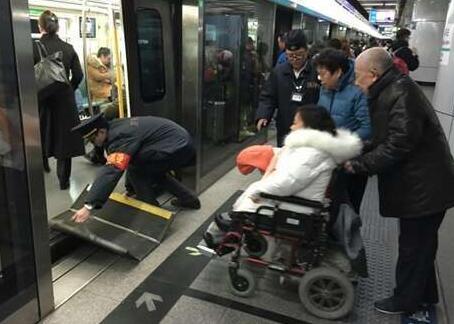 厦门地铁无障碍设施获肯定 已达到国际先进水平