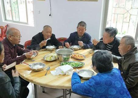福清今年分两期建成282家农村幸福院 老有所养