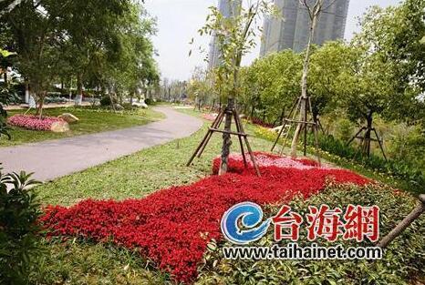 漳州将增一人文景观绿道 水仙大街提升工程下月完工
