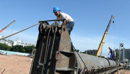 福州奥体颐养中心全面开建 预计2020年上半年建成