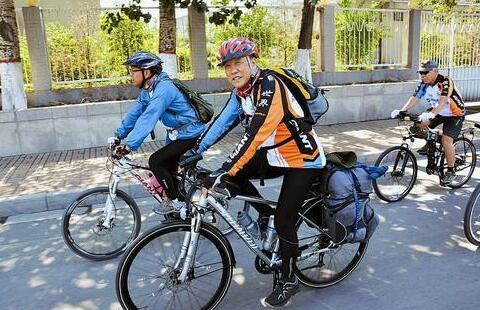 全程6355公里 泉州7位老人将骑行重走长征路