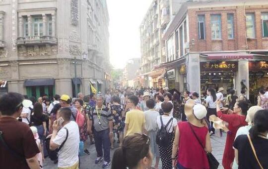 端午假期厦门共接待游客88万人次 旅游收入7.17亿