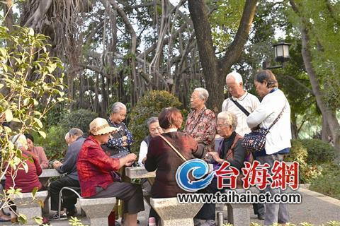 重阳节就快到了。目前,在厦门,最长寿的老人是谁?