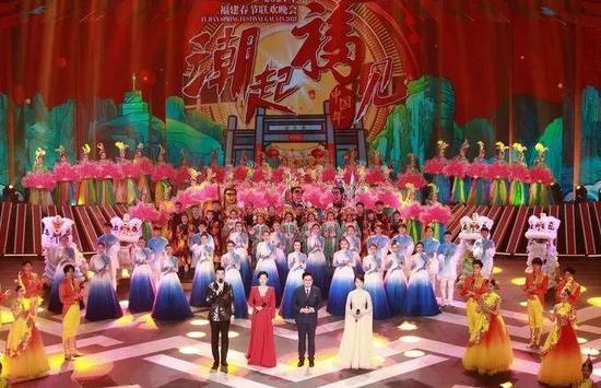 2021年福建春晚完成录制,大年初一全球播出 !