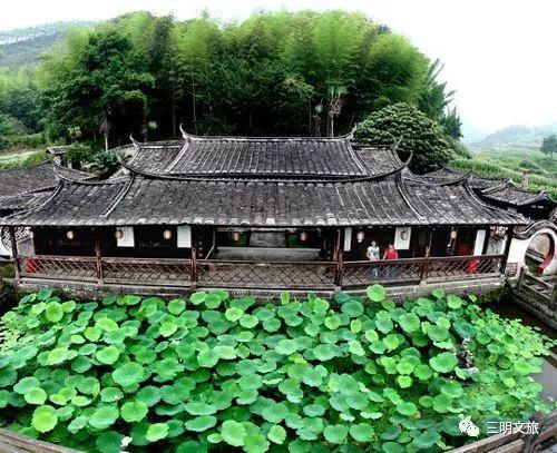 永安吉山村