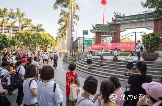 厦门市音乐学校已同中国唱片博物馆