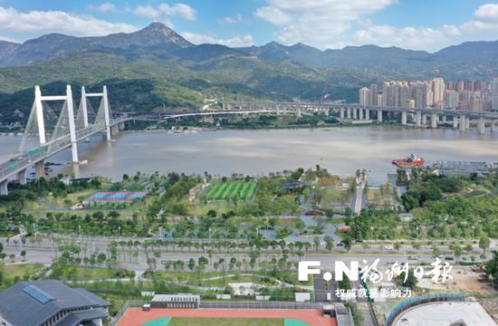 好戏连台 三江口片区今年高品质推进88个项目建设