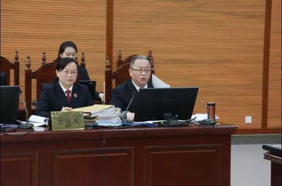 检察长发表答辩意见