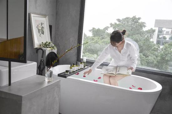 建筑师跨界于厦创办古法芳疗 分享美学感悟随心生活