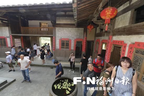 福州永泰打造生态文化旅游目的地 促进文旅融合发展