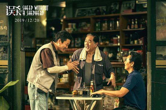 电影《误杀》首曝预告定档12月20日 戏骨同台飙戏引期待