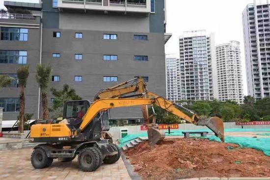 吹响冲锋号建设新家园 湖里第四季度重点项目集中开工