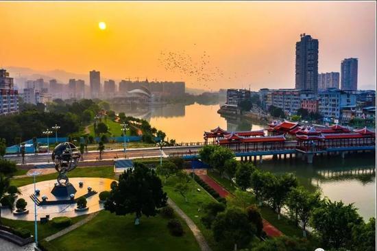 航拍南靖!大量高清无码美图……我们的城市依然美丽