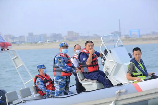 提升基层应急能力 翔安开展水上应急救援演练