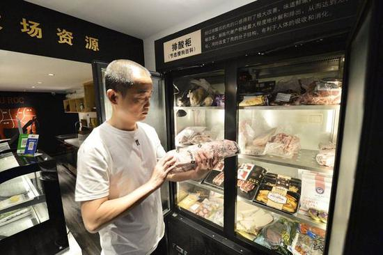 迎合年轻人生活方式的时尚肉店走入厦门小学社区