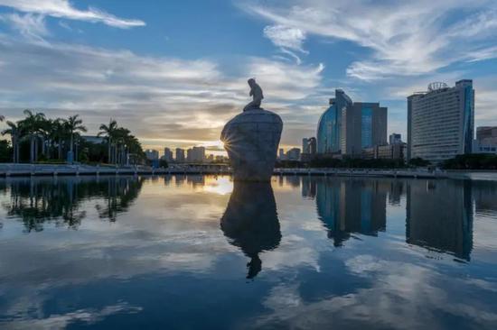 """厦门经济特区40周年:""""海上花园""""城市的别样之美"""