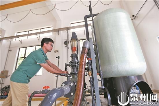 便宜又高效的脱氮除磷处理新技术在泉诞生