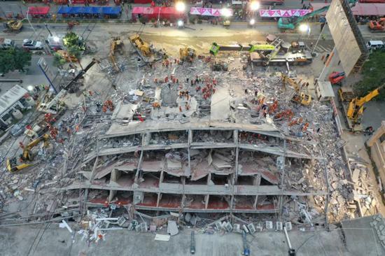 泉州欣佳酒店坍塌致29人死亡 事故内幕曝光