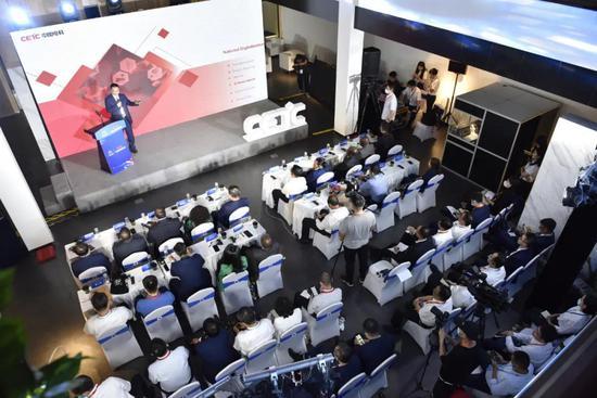 在第三届数字中国建设峰会上,国内外嘉宾共品政和白茶