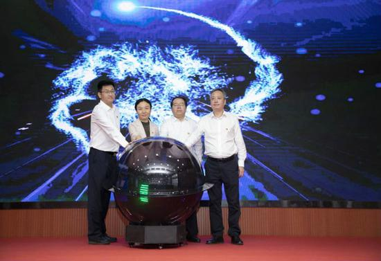 陈宗胜局长出席福州高新区专利周暨知识产权示范提升三年行动启动日活动