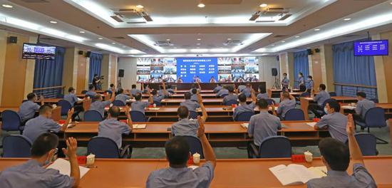 霍敏当选新一届福建省检察官协会会长